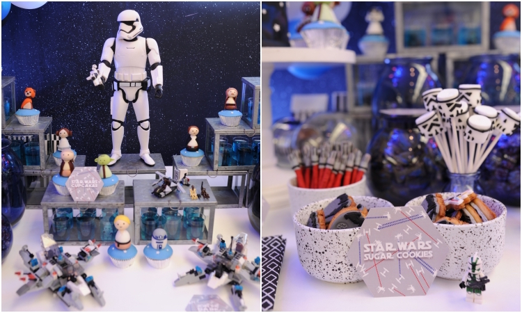 Homemade Parties DIY Party_Star Wars Party_Lucas19