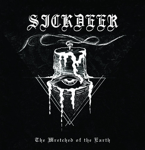 Cover of The Wretched of the Earth by Sickdeer