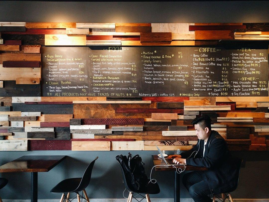 Markham Cafe Alchemy Coffee