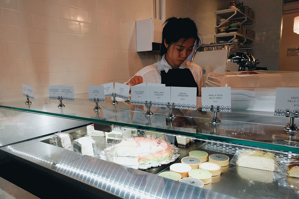 Mille Crepe Cakes Arrive in Markham