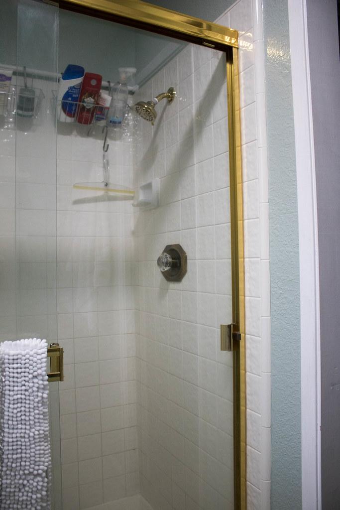 Shower Room Reveal