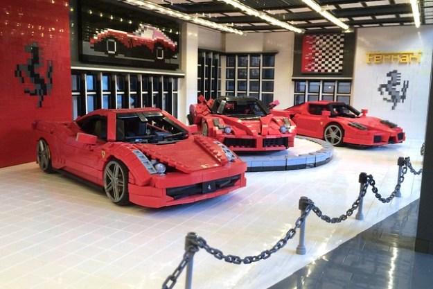 Ferrari Dealership