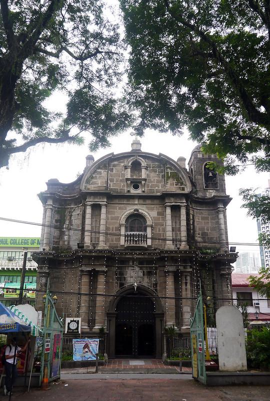 20141024_085550 San Pedro Macati Church