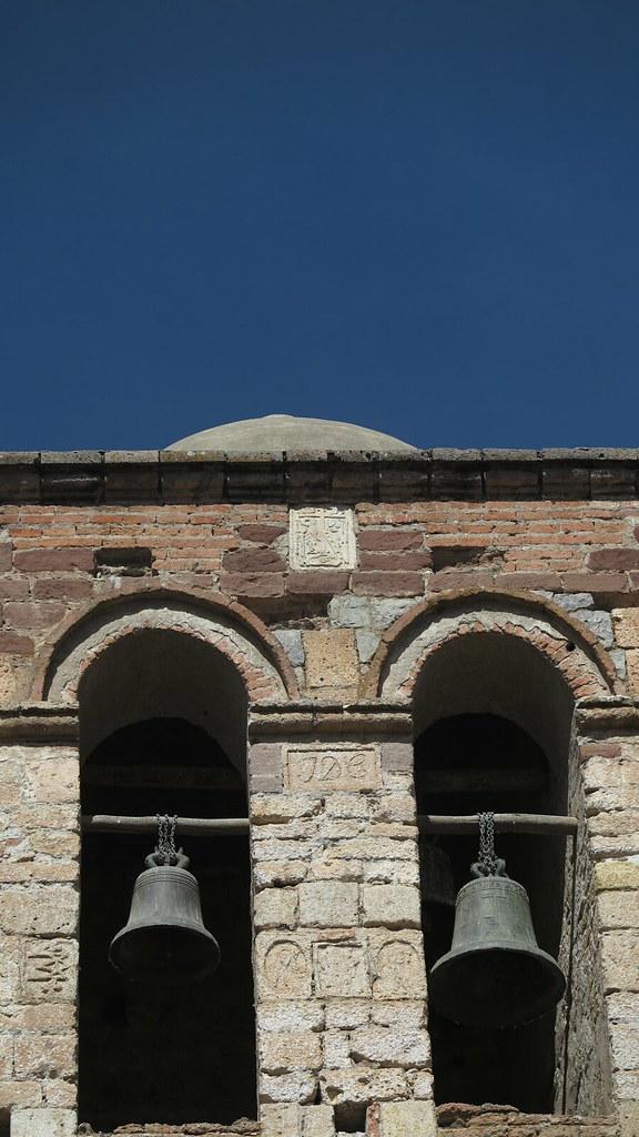Templo Santa Bárbara, ubicado en Ilave