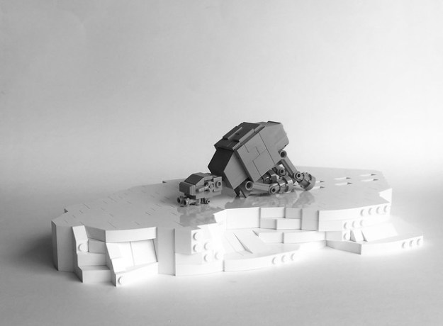 Join The Empire Engineering Team And Build Your Own Mini At At