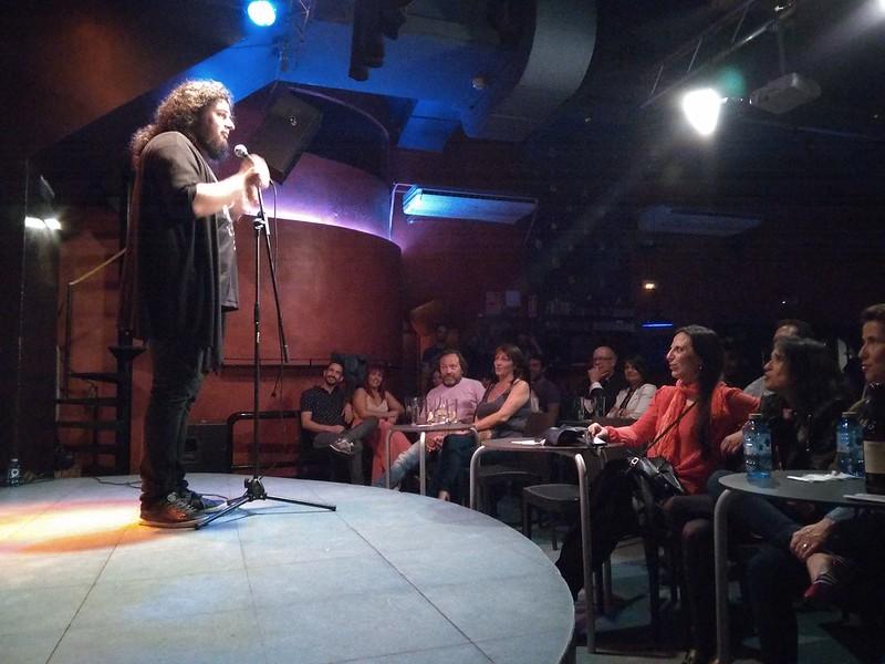 Alicante Comedy Club, presentado por Marco Antonio
