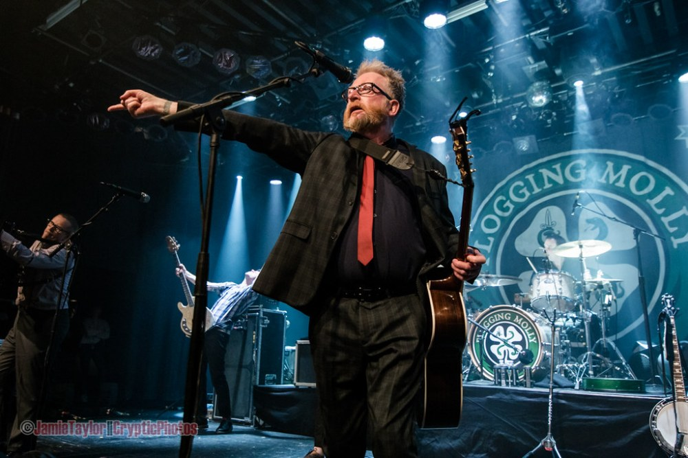 Flogging Molly @ The Commodore Ballroom - May 7th 2017