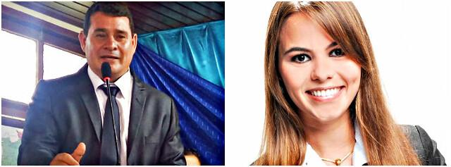 Nepotismo: MP recomenda e prefeito decide exonerar irmão e mais 4, Taka e Macedo