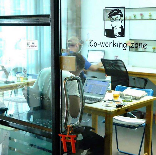 Mana Coworking Space Chiang Mai Thailand