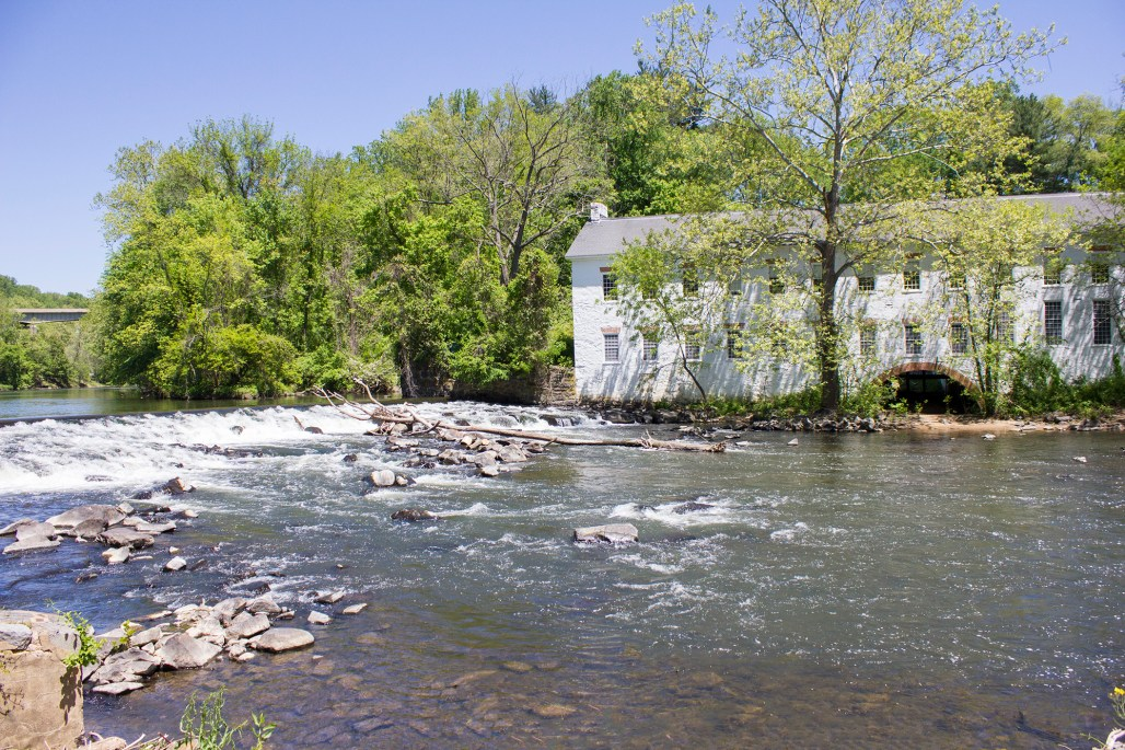 mill-rapids water