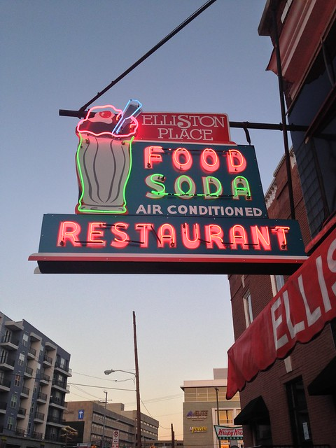 Elliston Place Soda Shop, Nashville TN