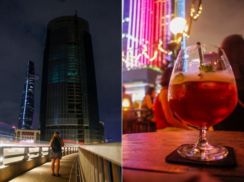 de bedste udsigter i Ho Chi Minh City - Saigon