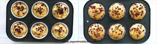whole wheat muffins 5
