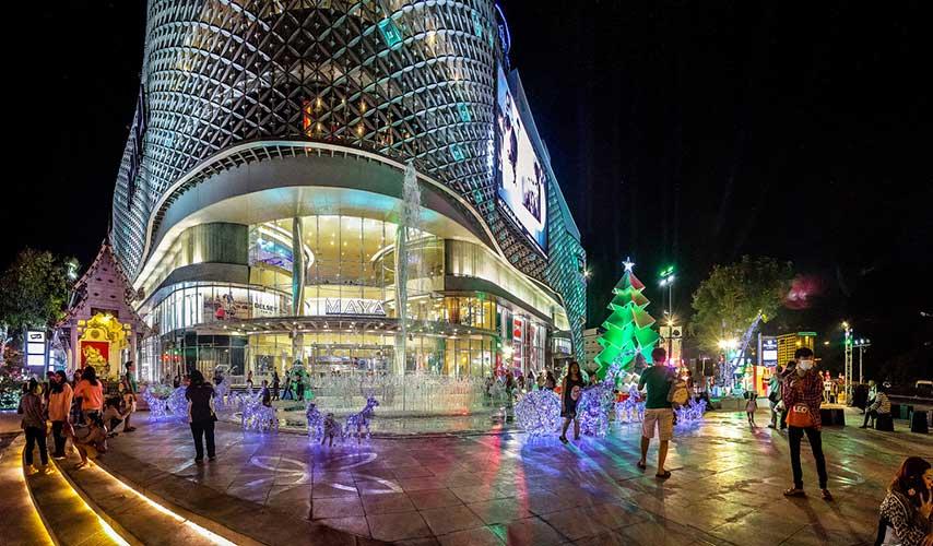 Maya Shopping Centre Chiang Mai Thailand