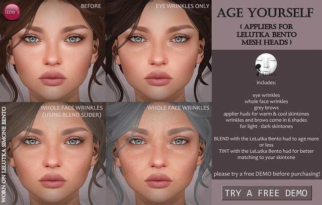 Age Yourself (LeLutka) for eBento