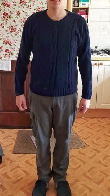 Robs jumper