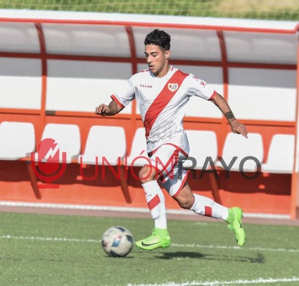 Juvenil B 3-0 Alcorcón B (Copa)