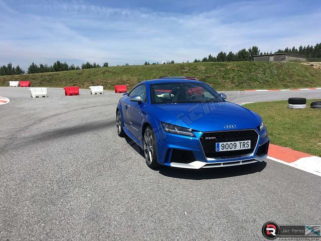 Evento Audi España (Valga)