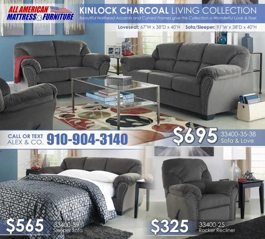 Kinlock Living Set 2017 Multi-Pack