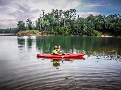 Lake Keowee and Estatoe Creek-51