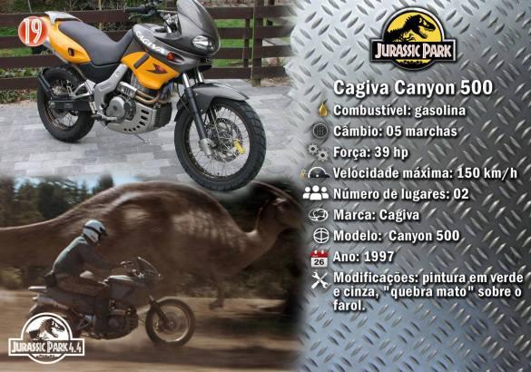 19 Cagiva Canyon