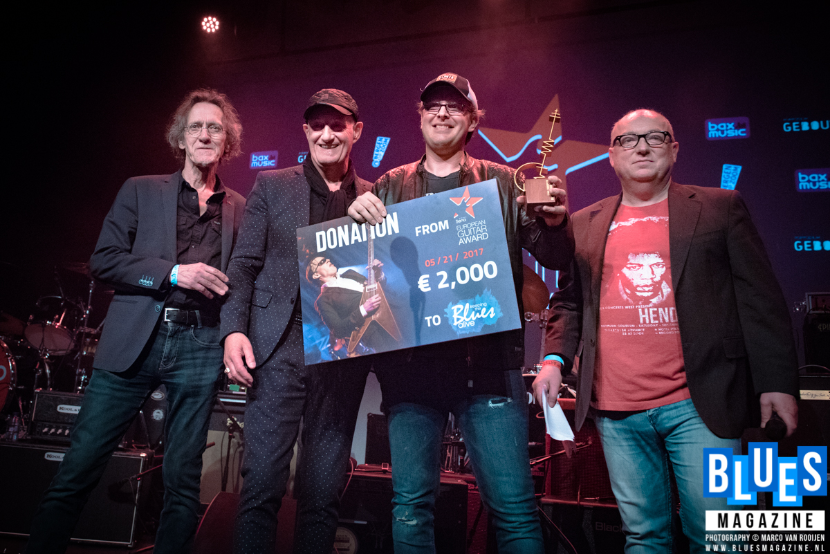 Joe Bonamassa and Guests - Sena European Guitar Award 2017 Event