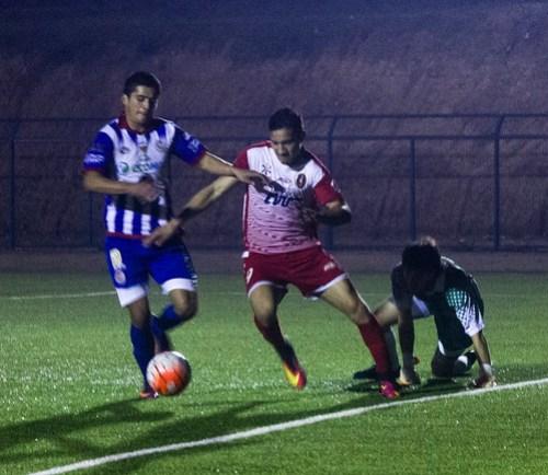 Deportes Limache 1-1 Deportes Linares