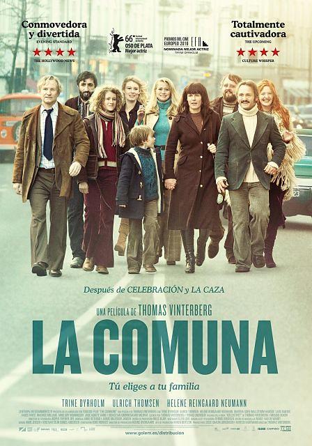 Cartel: La comuna (2016)