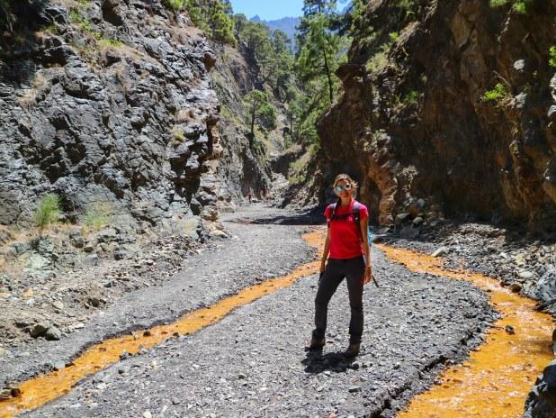 Sendero Cascada de Colores