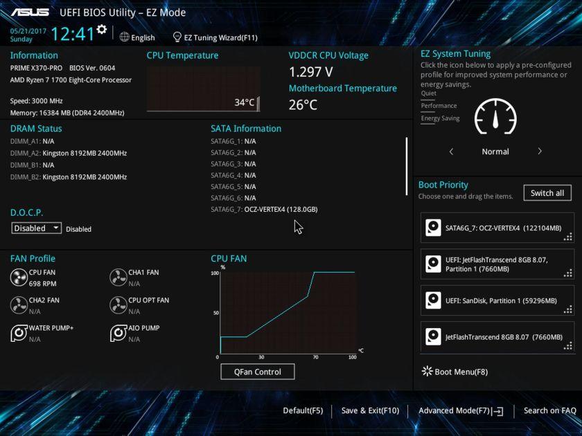 BIOS介面1