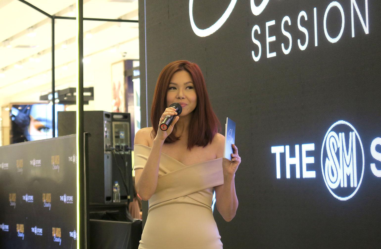 1 SM Beauty Pro Card - Glam Session - She Sings Beauty by Gen-zel