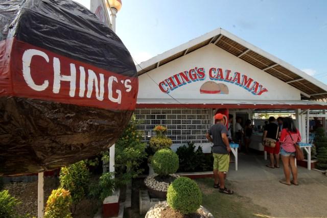 Ching's Calamay