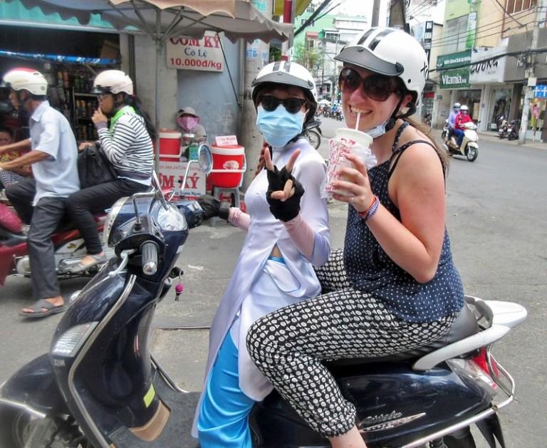 XO Tours review, Saigon, Vietnam - the tea break project solo travel blog