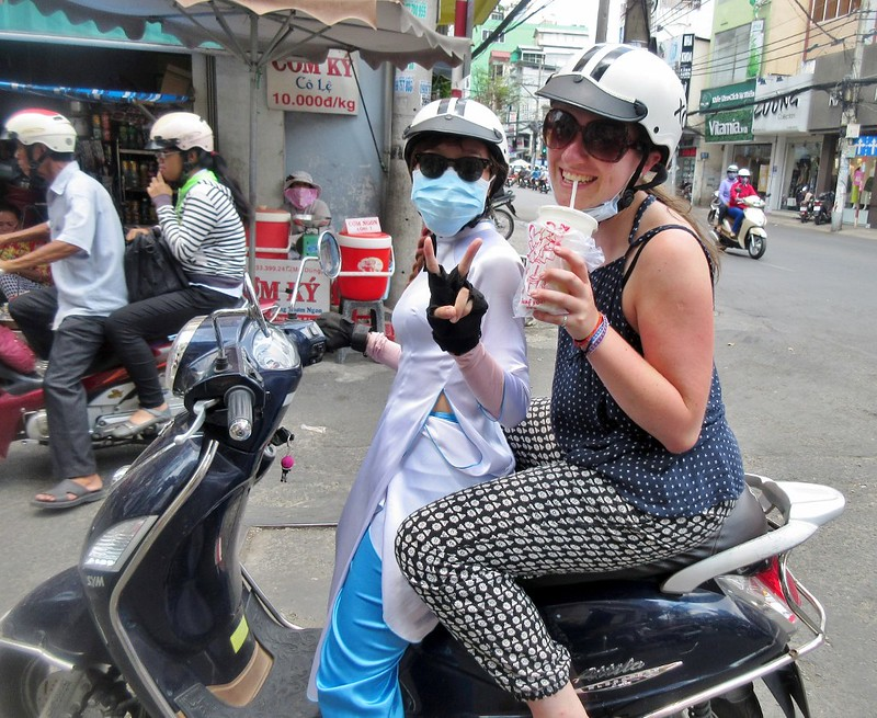 XO Tours review, Saigon, Vietnam - the tea break project solo travel blog
