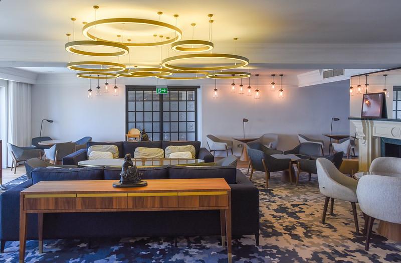 executive lounge - hilton malta