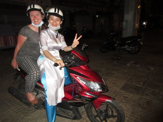 XP Tours, Saigon, Vietnam - the tea break project solo travel blog