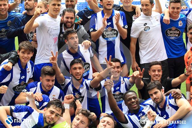 Ascenso a Segunda B: Fabril vs Cacereño