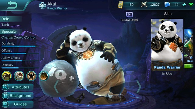mobile legends akai build 1
