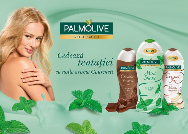 palmolive gourmet