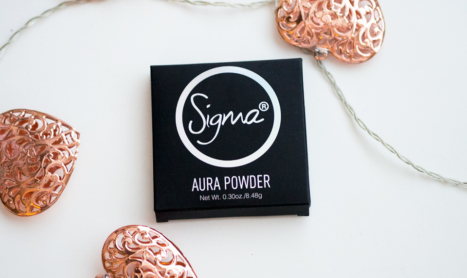 sigma aura powder