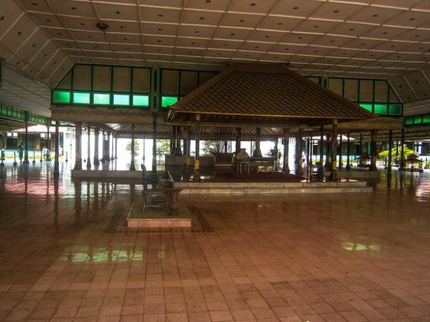 Keraton Palace Covered Pavillion