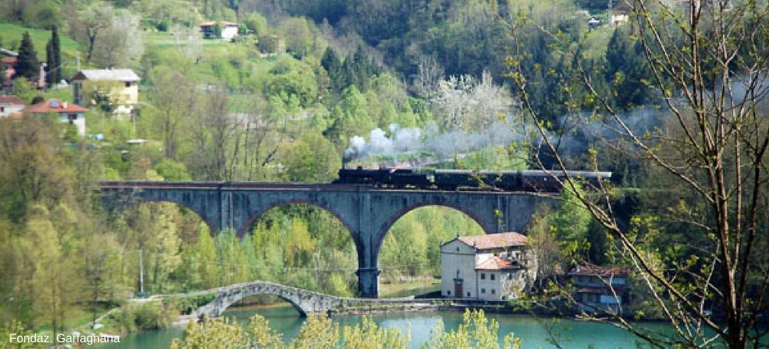 Trens históricos na Itália