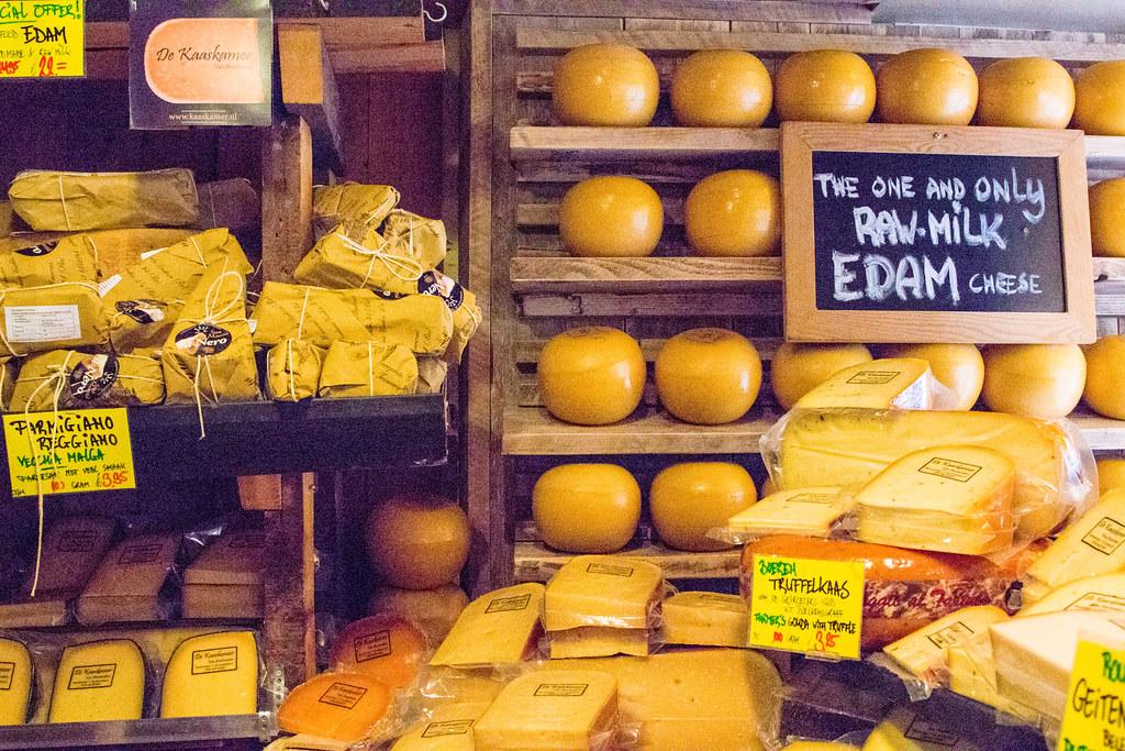 DIY Amsterdam Cheese Tour • Angela Travels