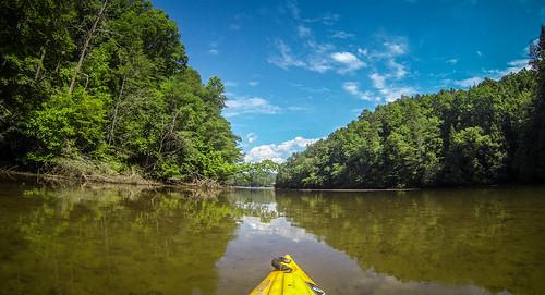 Lake Keowee and Estatoe Creek-43