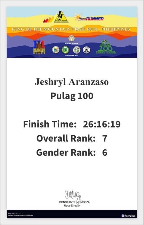 Pulag 100K