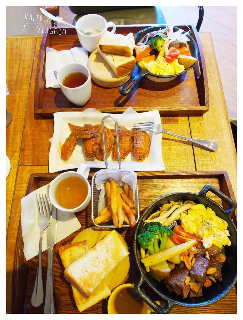 卡菲小食光,高雄早午餐 @薇樂莉 Love Viaggio | 旅行.生活.攝影