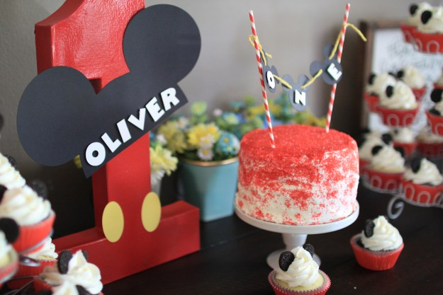Oliver Hayes turns 1!