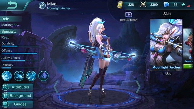 Mobile Legends Miya Tips main