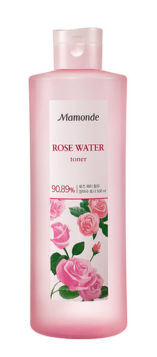 ONLINE EXCLUSIVE - Rose Water Toner 500ml