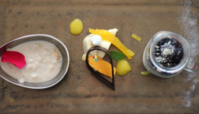 hungrynomads summer menu fire the park new delhi organic
